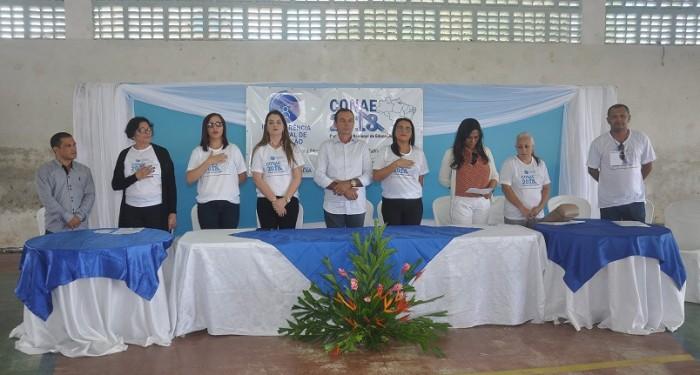 III Conferência Municipal de Educação é realizada em Anadia