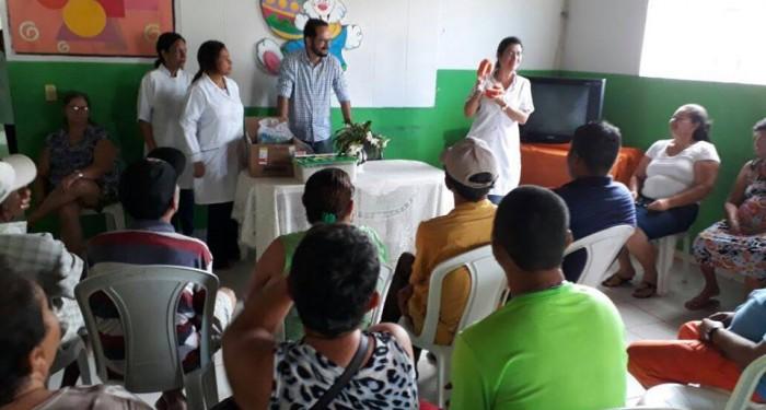 Saúde de Anadia lança projeto