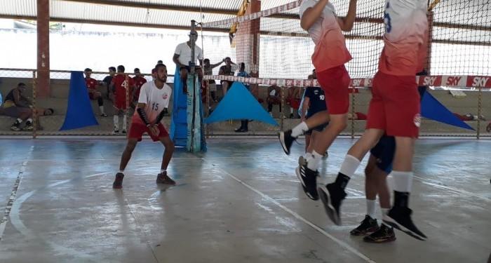 VII Copa Anadiense de Voleibol movimenta final de semana no município