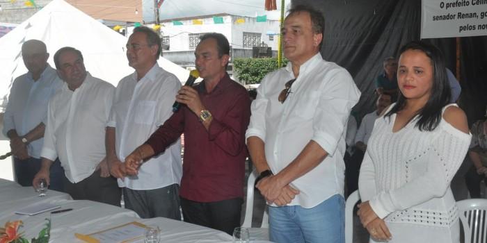 Anadia ganhará 6km de pavimentação asfáltica com Programa Pró-Estrada