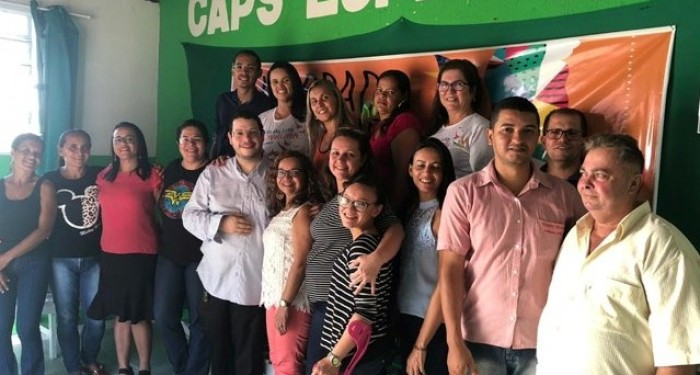 Atividades marcam Semana da Luta Antimanicomial no CAPS Esperança