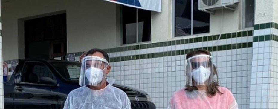 Centro de triagem de Síndrome Gripal funciona 24h na Unidade Mista Senador Rui Palmeira