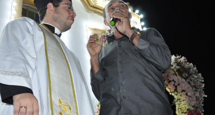 Procissão encerra a Festa de Nossa Senhora da Piedade