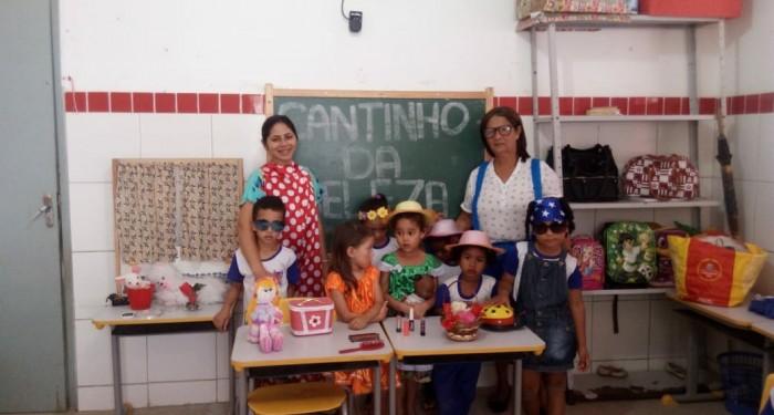Escolas comemoram o Dia das Crianças com atividades especiais
