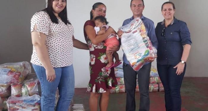 Programa de Complementação Alimentar para Gestantes e Nutrizes é ampliado em Anadia
