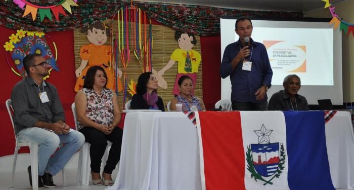 Secretaria de Assistência Social realiza 1ª Conferência Municipal dos direitos da Pessoa Idosa