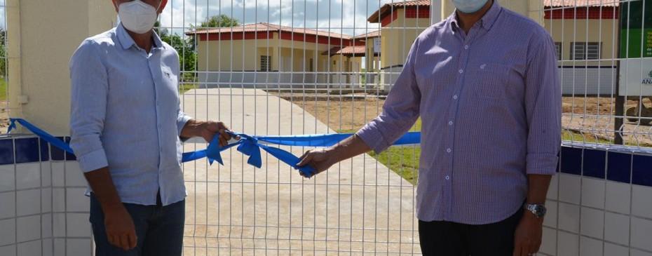 Prefeitura entrega obras de infraestrutura, saúde e educação à população