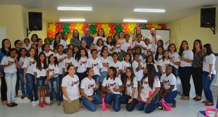 Prefeitura e IFAL implantam projeto de empoderamento Garotas Mil