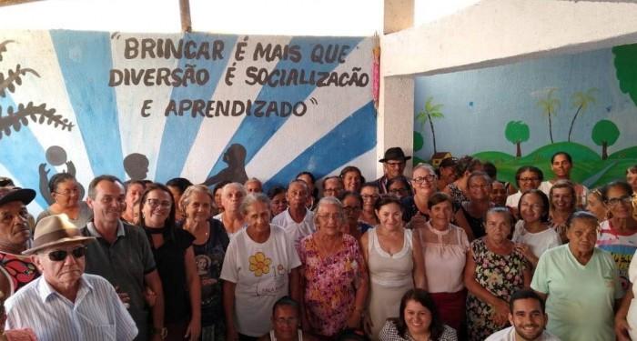 CRAS celebra Dia do Idoso