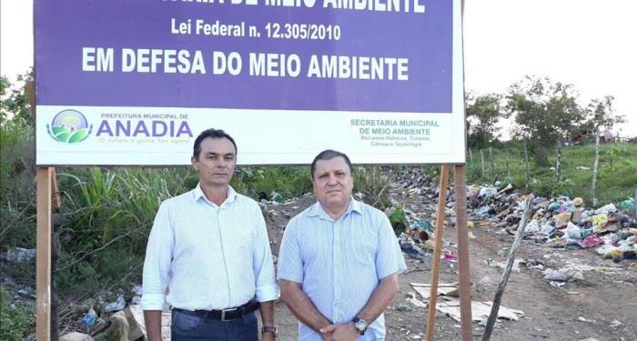 Prefeitura encerra atividades do lixão