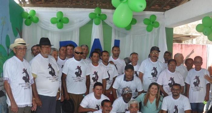 Usuários assistidos pelo CRAS recebem homenagem em comemoração do Dia dos Pais
