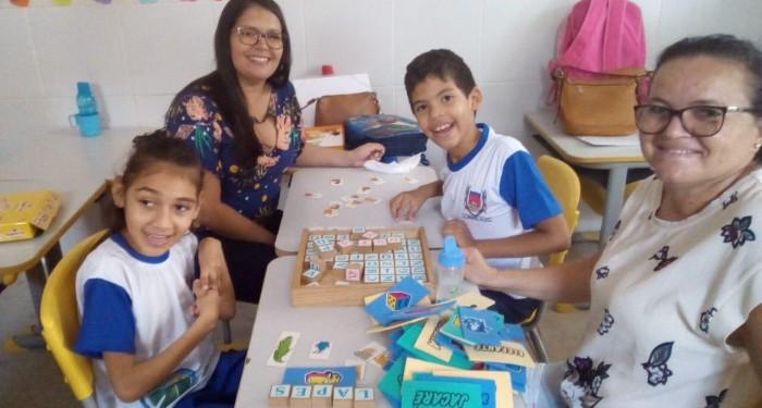 Escola Geraldo Tenório avança em Educação Inclusiva