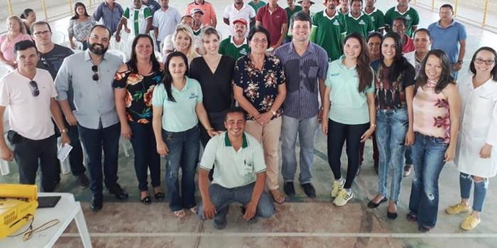Secretaria lança programa 'Saúde mais Perto': direito de todos