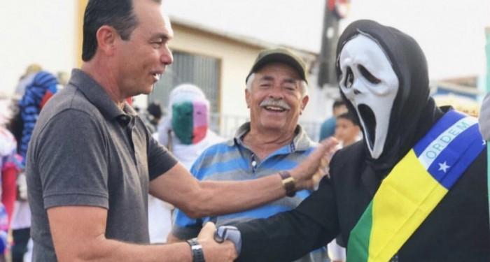 Tradição e alegria marcam a apresentação dos Bandos da Tapera