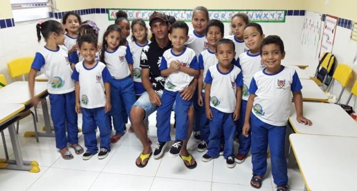Escolas Municipais promovem atividades em comemoração ao Dia dos Pais