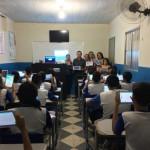 Rede Municipal ganha reforço com investimentos em educação digital
