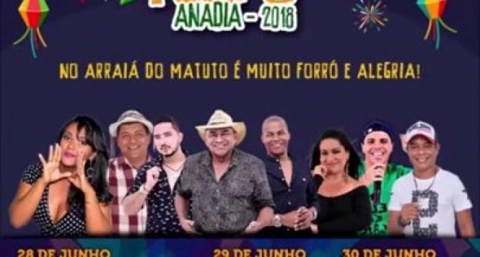 Prefeitura promove grande arraiá de São Pedro