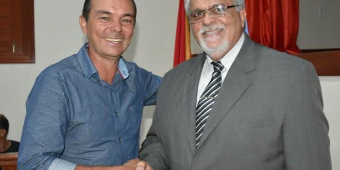 Prefeito participa de IV Encontro de Apoio à Rede de Proteção à Criança e ao Adolescente