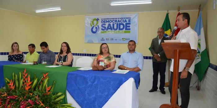 Prefeitura realiza 7ª Conferência Municipal de Saúde