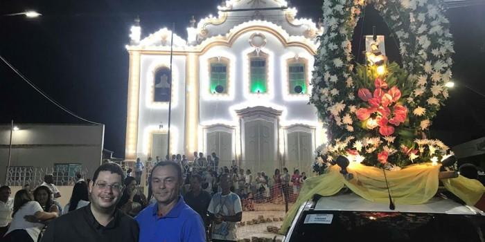 Festa da Padroeira Nossa Senhora da Piedade tem início nesta quinta-feira (24)