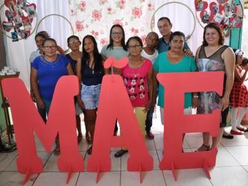 Usuárias do CRAS ganham grande festa de comemoração ao Dia das Mães