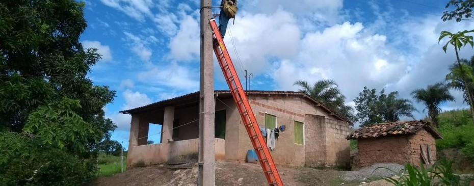 Prefeitura realiza manutenção permanente da iluminação pública