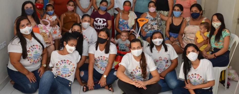 Assistência Social realiza premiação de concurso Mulheres Talentosas