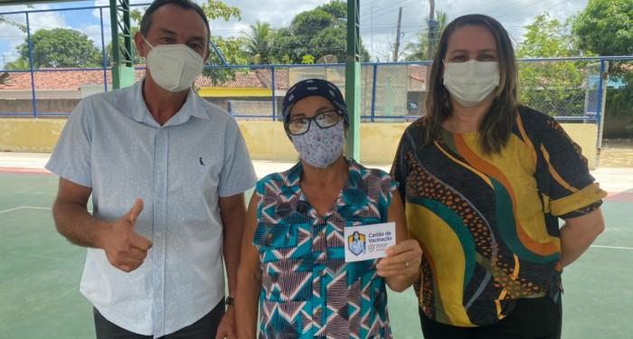 Prefeitura de realiza Dia D de vacinação contra a Covid-19