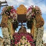 Carreata marca encerramento da festa de Nossa Senhora da Piedade