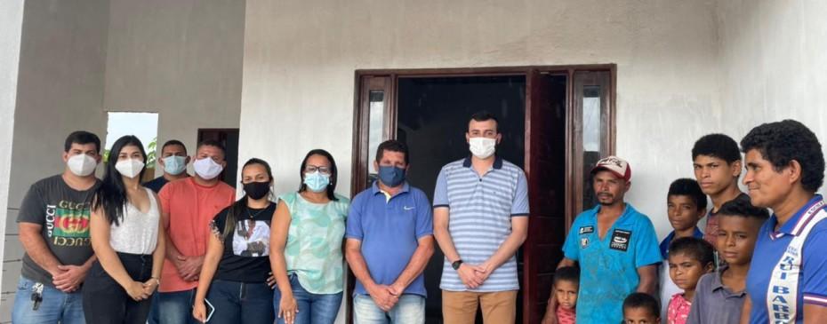 Assistência Social garante aluguel social para família do Tabuleiro