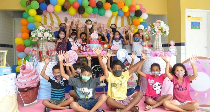 Educação celebra Dia das Crianças