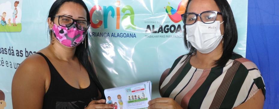 Assistência Social beneficia mais 422 gestantes e crianças com cartão do Programa CRIA