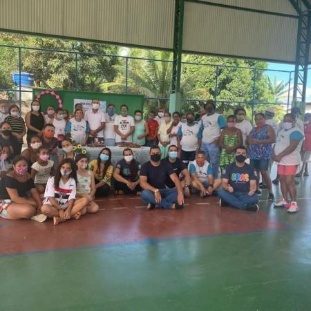 Assistência Social celebra Dia Internacional do Idoso com homenagem ao grupo Alegria de Viver