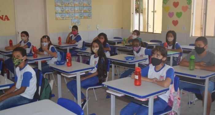Educação garante ampliação das matrículas na rede municipal