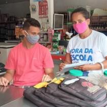Educação realiza busca ativa de estudantes