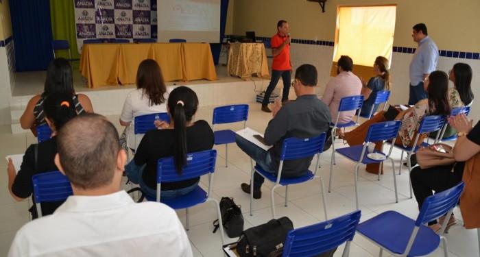 CIR da 5ª e 6ª Regiões de Saúde discutem fortalecimento da rede em Anadia