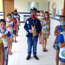 Escolas promovem atividades cívicas em alusão ao 7 de setembro