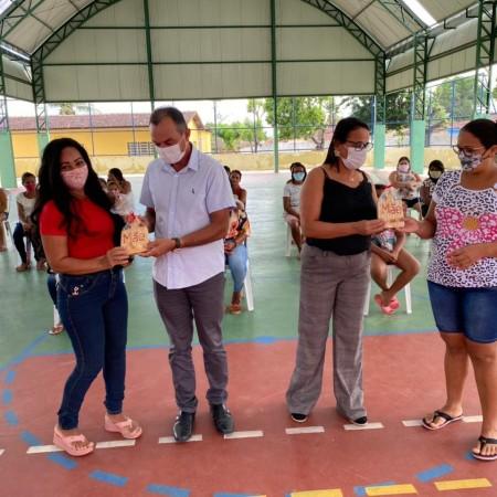 Assistência Social promove encontro para as mães do CRAS